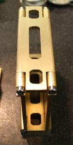 brass case